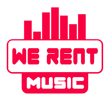 WE RENT MUSIC